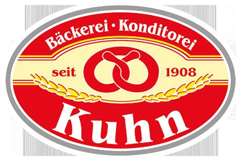 Logo: Kuhn, Bäckerei Konditorei, seit 1908