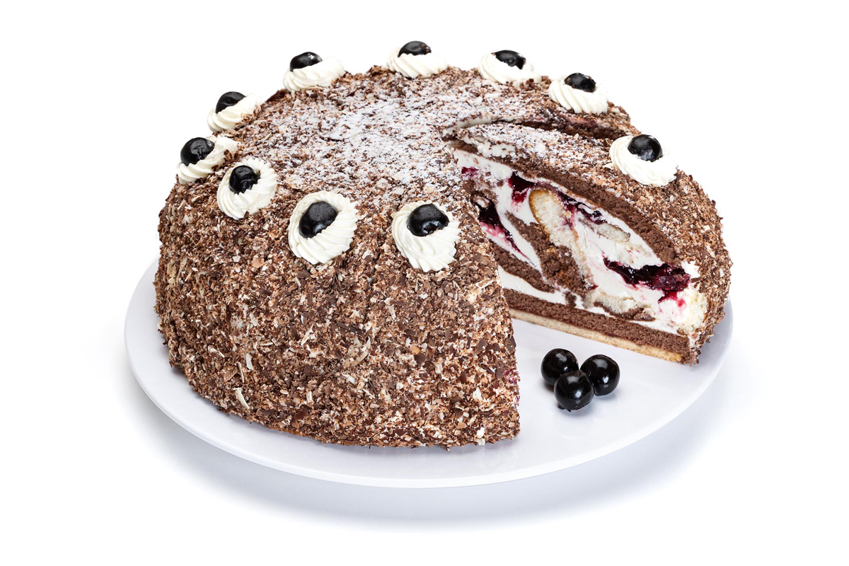 Kirsch-Cocktail-Torte