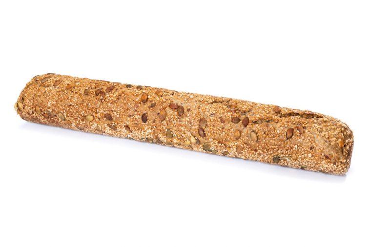 Kaviarrolle Kürbiskern