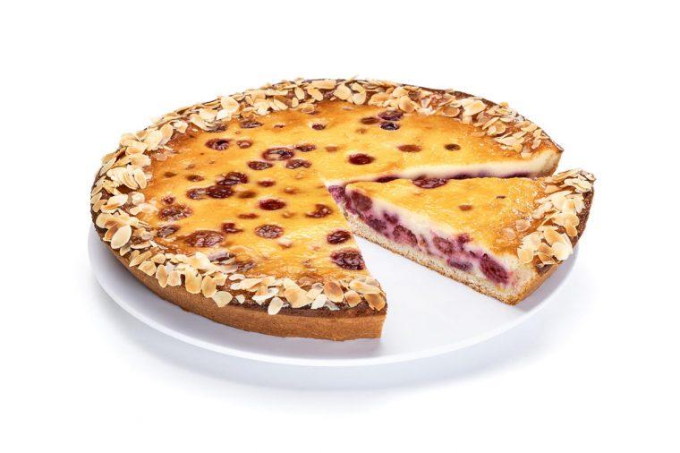 Himbeer Sauerrahm Kuchen